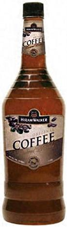Hiram Walker Brandy Coffee